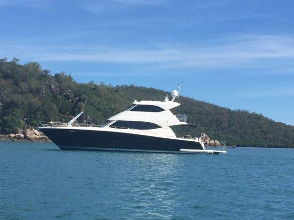 4 Cabin M58 Cruising Motoryacht