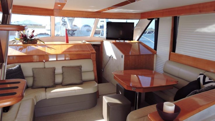 Just listed - 2007 Maritimo M48!