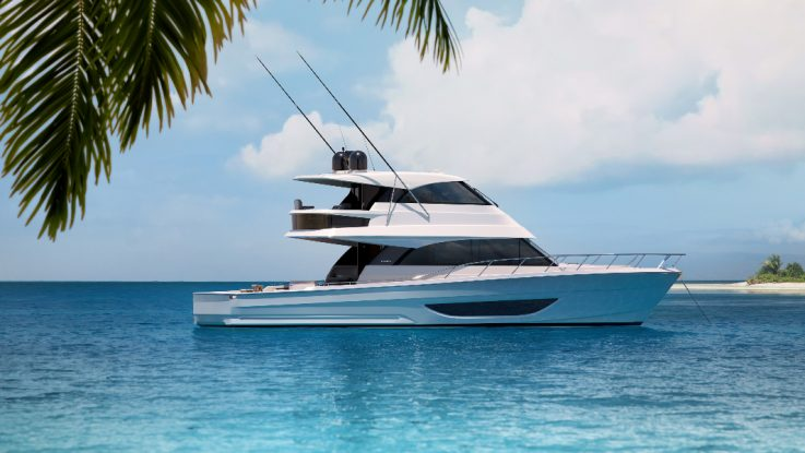 MARITIMO GLOBALLY REVEALS NEW M600 OFFSHORE MOTOR YACHT