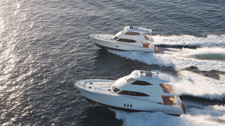 Maritimo to launch the M59 Cruising Motor yacht at Sanctuary Cove Boat Show