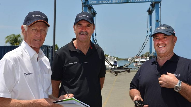 Maritimo now all things to all boat owners