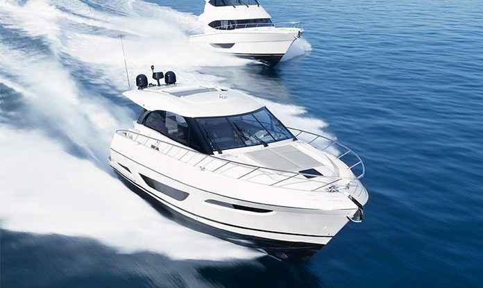The Design Direction of Luxury Motor Yachts