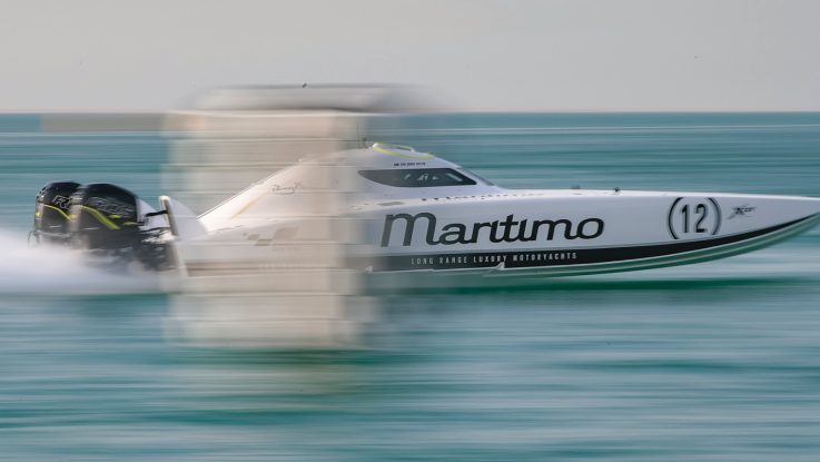 MARITIMO RACING WORKING TO DEFEND WORLD CHAMPIONSHIP