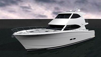 Maritimo launches the M61 Cruising Motoryacht