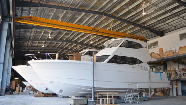 Expect to see six new Maritimo models in 2017